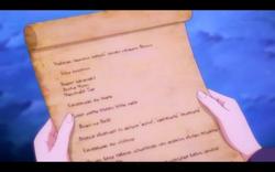 Griffin Geass Scroll
