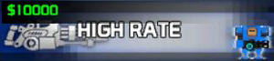 High Rate