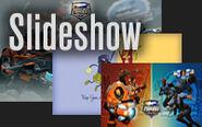 Slideshow screenshots