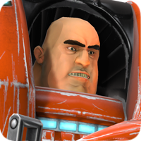 Hotshot Gunner Portrait