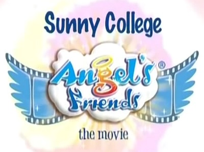File:Angel's Friends The Movie Logo - Sunny College - Between Dream and Reality.jpg