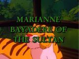 Marianne, Bayadere of the Sultan