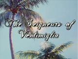 The Seigneurs of Ventimiglia