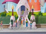 Friendship Proof