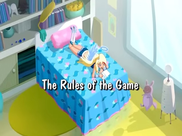 File:Angel's Friends - Season 1 Episode Title Card - The Rules of the Game.jpg