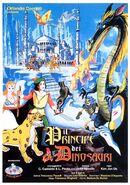 Mondo TV - The Prince of Dinosaurs - Italian Movie Poster