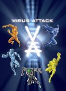 Mondo TV - Virus Attack - Promotional Poster - 2