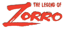 Mondo TV - The Legend of Zorro - Transparent Logo