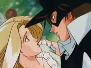 The Legend of Zorro - Lolita Prideaux and Diego de la Vega in Intro