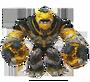 Mondo TV - Gormiti - Tun-Tun - Character Profile Picture