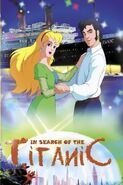 In Search of the Titanic - English DVD Cover