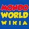 Mondo TV - Mondo World Wikia Logo