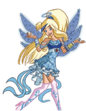 Angel's Friends - Raf in her Prism Fly Outfit - Profile Picture