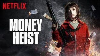 Money Heist - Part 1 Official Trailer Netflix