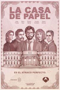 Money Heist Part 1 poster