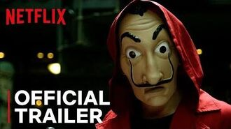 Money Heist Part 3 Official Trailer Netflix