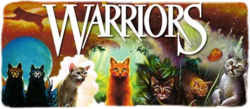 Warrior cats roleplay wordmark