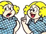 Cremilda e Clotilde