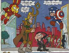 Coelho de Ferro vs Caipirão América