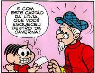 Ding Ling Velho (Quadrinhos)