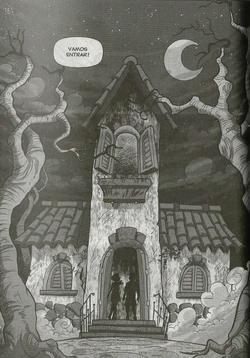 Casa Fora do Tempo em 'Dias das Bruxas', da TMJ 63