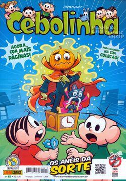 Cebolinha 13