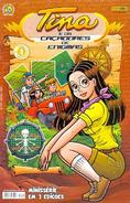 Tina e os Caçadores de Enigmas – Mistério Cósmico