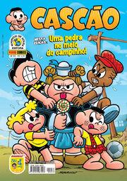 Cascão 1 Série, N33, Panini (capa)