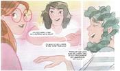 Tina, Pipa e Rolo conversam sobre seus empregos em Tina - Respeito