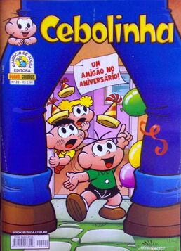 Cebolinha 022