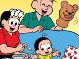 Família do Cebolinha