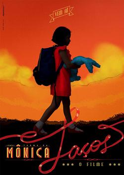 Turma da Mônica - Laços, o Filme (poster)