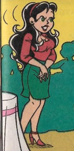 Ritinha em 'Uma Esposa para o Astronauta', de Mônica N174 (Globo)