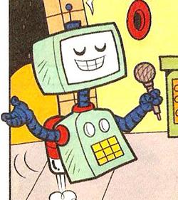 Computador do Astronauta em Mistério Cinquentão