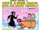 Uau! É a Dona Morte com um Novo Visual!