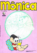 Monica numero6 capa