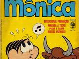 Mônica Nº 197 (Editora Abril)