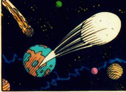 Sauripton (o planeta) em Uma Aventura no Parque da Mônica N2, Editora Panini