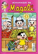 Almanaque da Magali 001 panini
