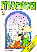 Monica numero8 capa