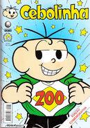 Cebolinha numero200 capa