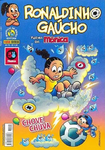Ronaldinho Gaúcho N73 Panini - Capa