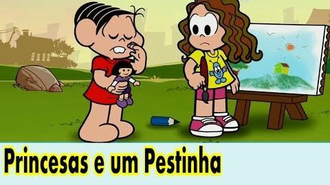 Turma da Mônica - Duas Princesas e um Pestinha - Nova Temporada 2014
