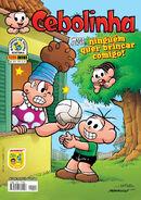Cebolinha 1 Série, N33, Panini (capa)