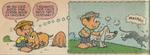 Chico relembra o tempo que caçava com Fido em 'O Velho Cão', de Mônica N38 (Globo)