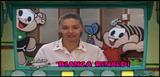 Bianca Rinaldi no DVD de Uma Aventura no Tempo