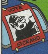 Vote Sicrano