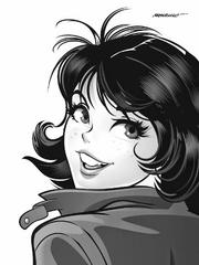 Mônica na terceira capa da edição 72 da TMJ
