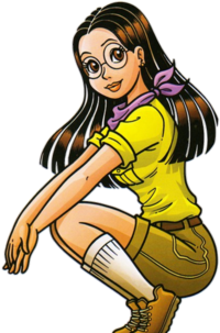 Tina (Enigma Hunters)