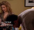 El sr. Monk y Sharona